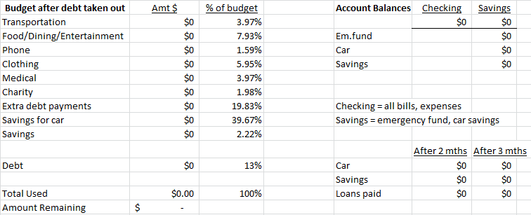 Mml Alex The Real Realities Of Budgeting Pete The Planner