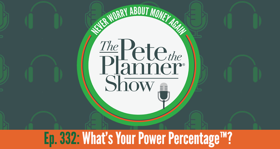 Ep. 332 Power Percentage